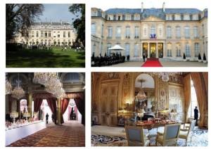 Le Palais D'Elysée