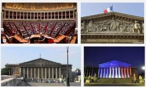 Le Palais Bourbon aux journées du patrimoine 2015